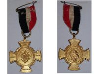 Germany WW1 Prussia  Veterans Association Cross Grasberger Military Medal WWI 1914 1918 German Decoration