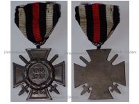 Germany Hindenburg Cross Maker G1 German WW1 Military Medal Honor 1914 1918  Great War