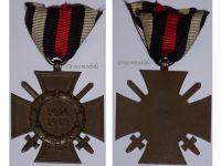 Germany Hindenburg Cross Maker D&Co German WW1 Military Medal Honor 1914 1918 Great War