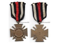 Germany Hindenburg Cross Maker PSL German WW1 Military Medal Honor 1914 1918 Great War