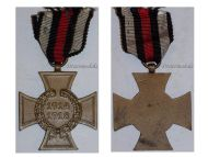 Germany Hindenburg Cross Non Combatants German WW1 Military Medal Honor 1914 1918 Great War