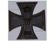 Germany Iron Cross 1914 EK1 Maker WS German WW1 Medal Decoration Merit Prussia 1918 Great War