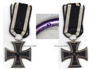 Germany Iron Cross 1914 EK2 Maker D German WW1 Medal Decoration Merit Prussia 1918 Great War