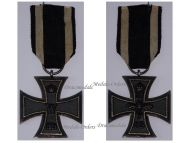 Germany Iron Cross 1914 EK2 Maker Fr German WW1 Medal Decoration Merit Prussia WWI 1918 Great War
