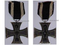 Germany Iron Cross 1914 EK2 Maker KAG German WW1 Medal Decoration Merit Prussia WWI 1918 Great War