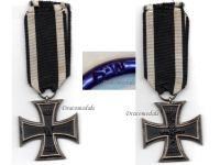Germany WW1 Iron Cross EK2 Maker S-W Medal Military Decoration Merit 1914 1918 Sy Wagner Great War