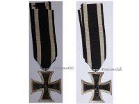 Germany WW1 Iron Cross 2nd Class EK2 Medal Military Decoration Merit WWI 1914 1918 Great War COPY