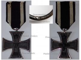 Germany Iron Cross 1914 EK2 Maker FW German WW1 Medal Decoration Merit Prussia WW1 1918 Great War
