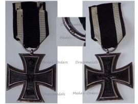 Germany Iron Cross 2nd Class 1914 EK2 Maker M German WW1 Medal Decoration Merit Prussia 1918 Great War