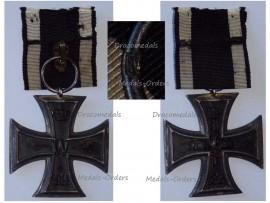 Germany Iron Cross 2nd Class 1914 EK2 Maker N German WW1 Medal Decoration Merit Prussia 1918 Great War