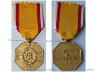 Germany Lippe Detmold WW1 War Medal Honor 1915 for Meritorious Service in Enemy Territory 1914 1918