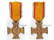 Germany WW1 Military Cross War Merit Lippe Detmold Medal WWI 1914 1918 Great War Decoration Award