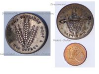 NAZI Germany WW2 We Offer for the Daily Bread Badge 1934
