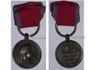 Germany Hanover Waterloo Medal 1815 Napoleonic Wars Salzgitter Battalion Territorial Army by Wyon