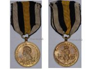 Germany Prussia Napoleonic Wars 50th Anniversary Commemorative Medal 1813 1863 for Combatants