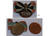 Germany WW1 Iron Cross Hesse Tapferkeit Bravery Military Medal Lapel pin 1914 1918 German WWI Great War