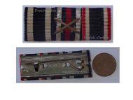 NAZI Germany WWI Iron Cross Hindenburg WWII Wehrmacht War Merit Military Medals Ribbon Bar 1914 1939 German