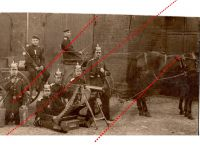 Germany WW1 photograph Machine Gun Maxim MG08 Luger Parabellum P08 Spiked Helmet Prussia Graf Bose Regiment WWI Photo Great War 1914 1918