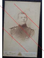 Germany Prussia WW1 Photograph NCO Grenadier Guard Kaiserin Augusta Regiment N.4 1900s