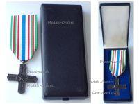 Italy WW1 Order Vittorio Veneto Knight's Cross Italian Republic Boxed