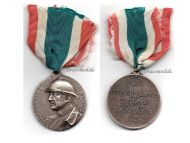 Italy WW1 3rd Army Death Duke Aosta Savoy Military Medal Italian Decoration King Vittorio Emmanuele 1931