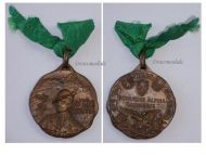 Italy WW2 1st Alpine Division Taurinense Military Medal WWII 1940 1943 Italian Decoration Fascism Mussolini