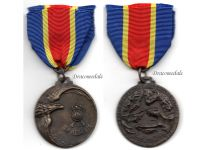 Italy WW2 94th Infantry Regiment Albania 1941 Military Medal March Cattaro Italian Decoration Fascism Mussolini