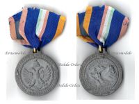 Italy WW2 9th Army Commemorative Military MedaI War Greece Yugoslavia 1940 1941 Mussolini Italian Decoration Zinc type