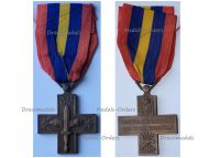 Italy WW2 War Merit Cross of the Italian Corps of Volunteer Troops Spanish Civil War 1936 1939