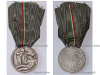 Italy WW2 Mothers Fallen KIA Military Medal Italian Republic Decoration WWII 1939 1945 Maker Lorioli