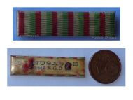 Italy WW1 Ribbon Bar Italian Unification Commemorative Medal for the War of 1915 1918