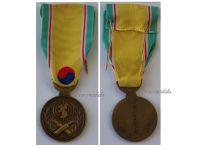 Korea RoK Korean War Service Military Medal Commemorative 1950 1953 Decoration Rare Version