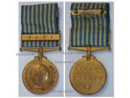 UN South Korea Korean War Service Military Medal 1950 1953 RoK Commemorative Decoration
