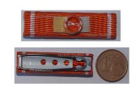 Morocco WW2 Royal Order of Ouissam Alaouite Grand Officer's Star Ribbon Bar 2nd Type