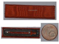 Morocco WW1 Order Ouissam Alaouite Ribbon Bar Military Medal Moroccan Decoration Great War 1st Type