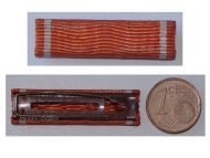 Morocco WWI Order Ouissam Alaouite Ribbon Bar Military Medal Moroccan Decoration Great War 2nd Type