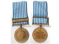 Netherlands UN Korea Korean War Service Military Medal 1950 1953 Dutch Commemorative Decoration