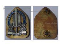 Netherlands City Police Badge Maastricht 1948 Dutch Holland