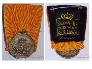 Netherlands Long Service Military Medal 1951 1983 Dutch Holland Decoration Award Queen Juliana