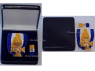 Netherlands Officers Long Military Service Cross XV Years Dutch Holland Decoration Award 1953 Boxed by Van Veluw