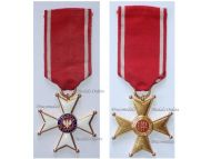 Poland Order of Poland Restored 1944 Knight's Cross People's Republic Issue 1952 1990