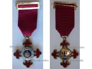 Spain Order Alfonso Alphonso X Wise 1939 Knight's Cross 4th Class Spanish Civil Decoration Award General Franco era 1975