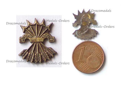Spain WW2 Falange Party Member Badge Nationalist Forces Spanish Civil War 1936 1939 MINI