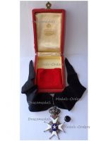 Sweden WW1 Order North Star Commander's Cross by Carlman Boxed