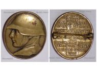 Switzerland WW1 National Donation Badge for the Support of the Soldiers Families by Frei