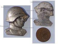Switzerland WW2 Soldier's Badge Christmas 1940 by Paul Kramer
