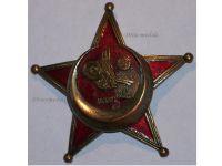 Turkey WW1 Gallipoli Star 1915 Sedlatzek Ottoman Medal Badge Dardanelles Decoration Great War 1914 1918