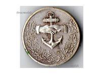 Turkey Ottoman Shipping Association Badge 1902 Marine Turkish Medal Mehmed V Reshad