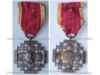 Vatican WW1 Jerusalem Cross 1st Class