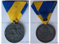 Hungarian WW2 Commemorative Medal for the Liberation of South Hungary 1941
